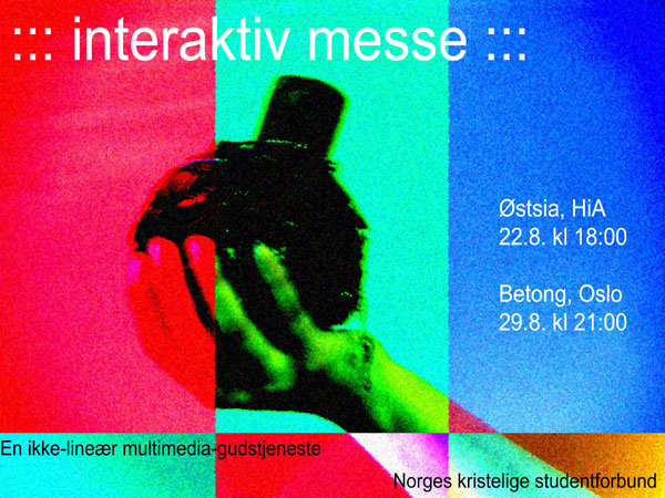 Interaktiv messe