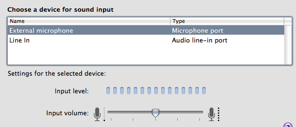 iPhone headset works on MacBook