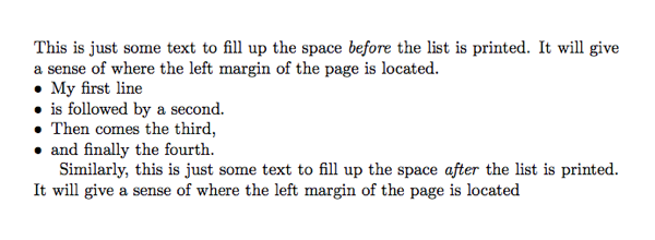 how to add second page latex