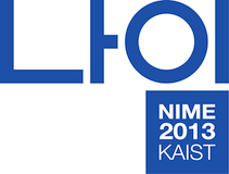 NIME 2013 deadline approaching