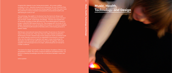 "New publication: ""From experimental music technology to clinical tool"""