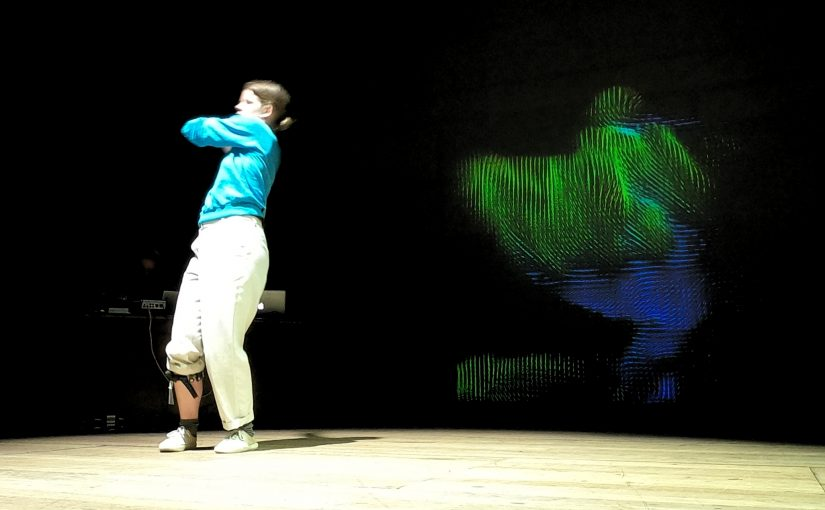 NIME publication and performance: Vrengt