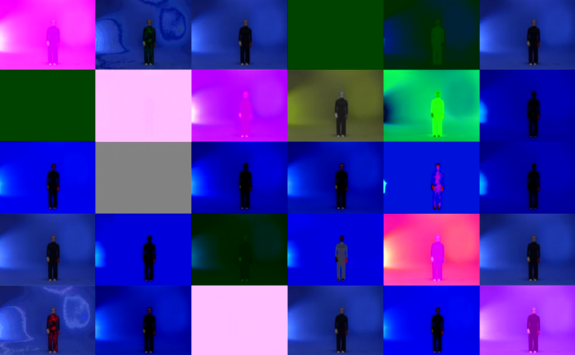 Visual effect of the different tblend functions in FFmpeg